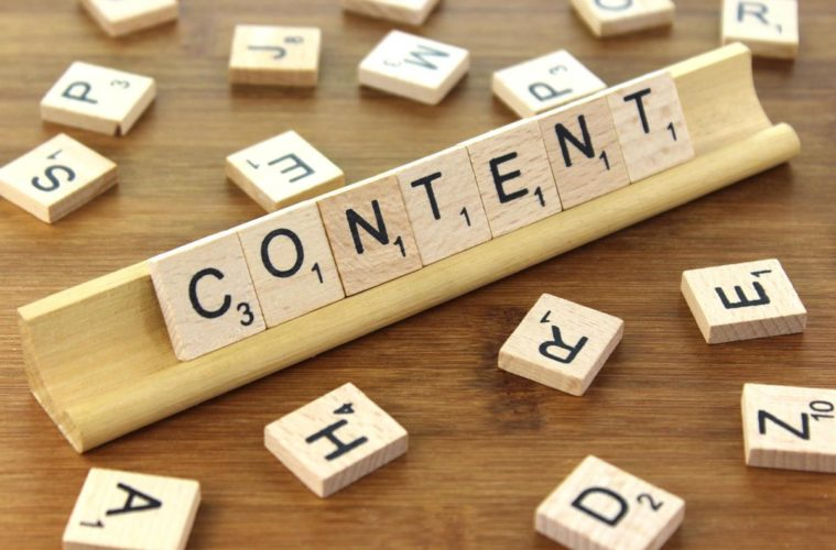 All about content creation for digital media
